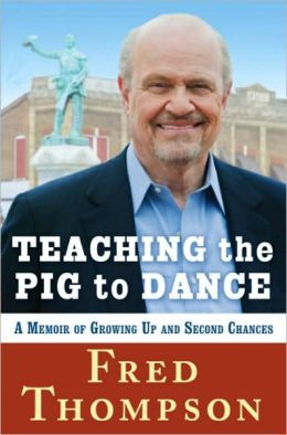 Teaching the Pig to Dance: A Memoir of Growing Up and Second Chances