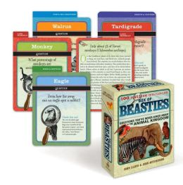 Box of Beasties: 100 BeWILDering Trivia Flashcards