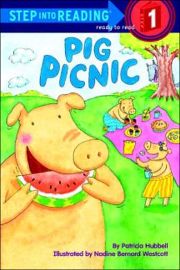 Pig Picnic (Road to Reading Series: Mile 1)