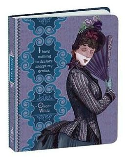 Oscar Wilde Mini Journal (Illustrated)