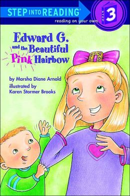 Edward G. and the Beautiful Pink Hairbow