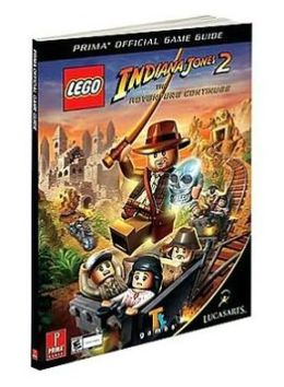 Lego Indiana Jones 2: The Adventure Continues: Prima Official Game Guide