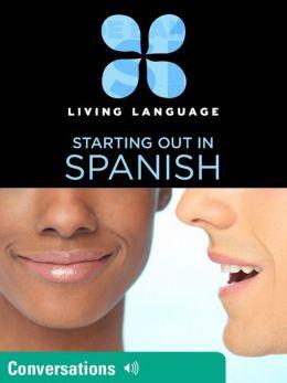 Essential Spanish: Conversations (Enhanced Edition)