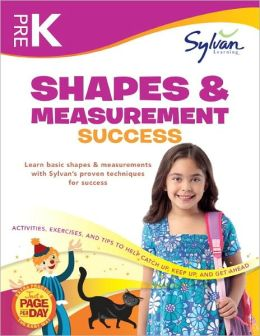Pre-K Shapes & Measurement Success (Sylvan Workbooks)