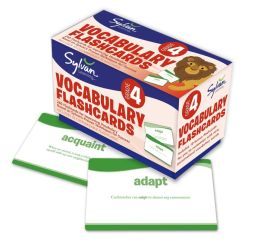 Fourth Grade Vocabulary Flashcards