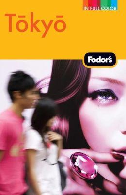 Fodor's Tokyo, 4th Edition