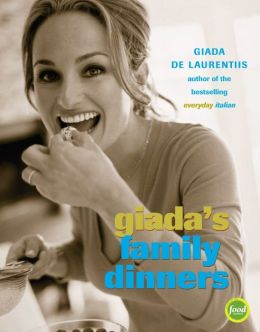 Giada's Family Dinners (PagePerfect NOOK Book)
