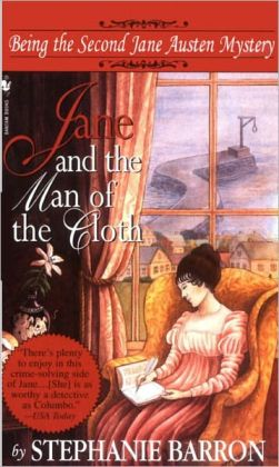 Jane and the Man of the Cloth (Jane Austen Series #2)