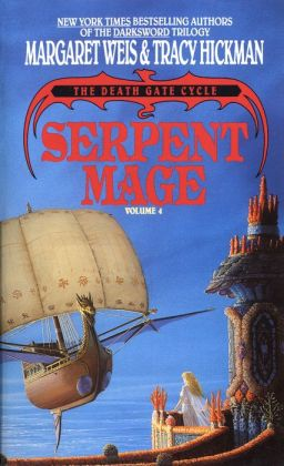 Serpent Mage (Death Gate Cycle #4)