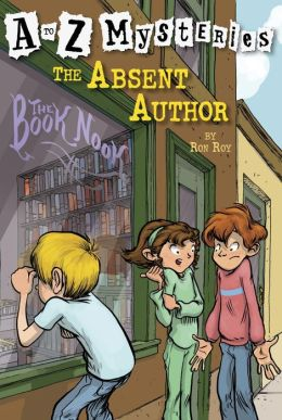 The Absent Author (A to Z Mysteries Series #1)