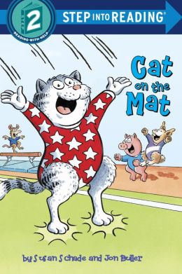Cat on the Mat (Step into Reading Book Series: A Step 2 Book)