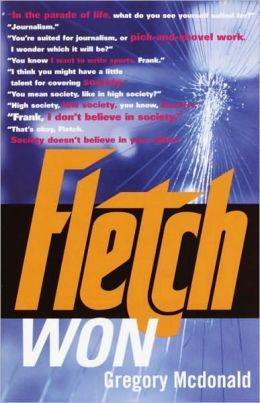 Fletch Won (Fletch Series #8)