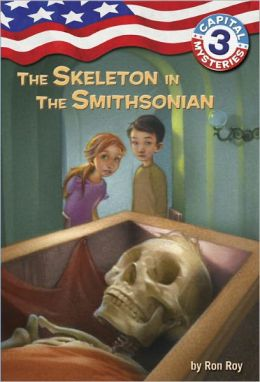 The Skeleton in the Smithsonian (Capital Mysteries Series #3)
