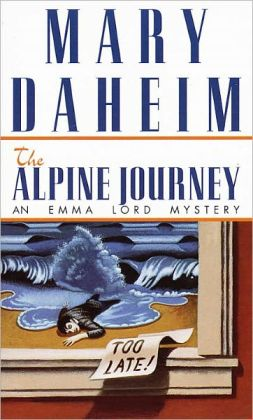 The Alpine Journey (Emma Lord Series #10)