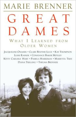 Great Dames: What I Learned from Older Women