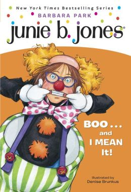 Junie B Jones Halloween Book
