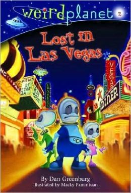 Lost in Las Vegas (Weird Planet Series #2)