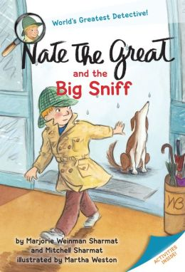 Nate the Great and the Big Sniff (Nate the Great Series)