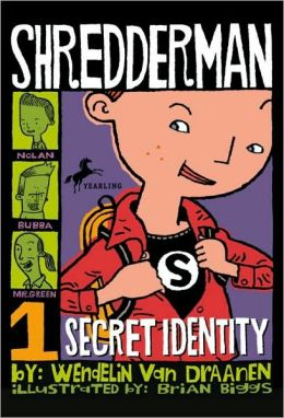 Secret Identity (Shredderman Series #1)