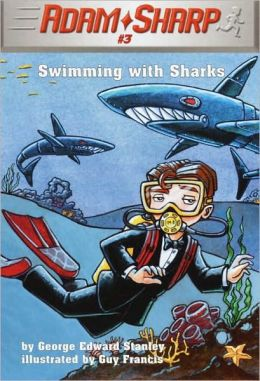 Swimming with Sharks (Adam Sharp Series #3)