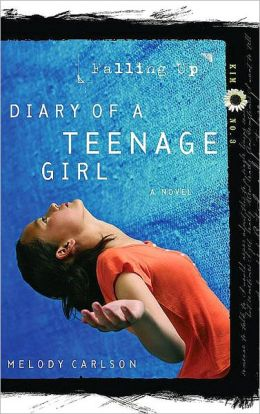 Falling Up (Diary of a Teenage Girl Series: Kim #3)