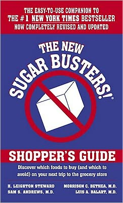 New Sugar Busters!(r) Shopper's Guide