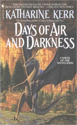Days of Air and Darkness (Westland Series #4)