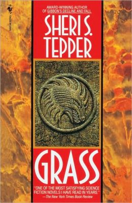 Grass (Arbai Trilogy Series #1)
