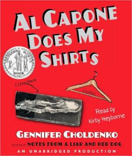 Al Capone Does My Shirts (Tales from Alcatraz Series #1)
