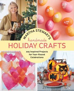Martha Stewart's Handmade Holiday Crafts (PagePerfect NOOK Book)