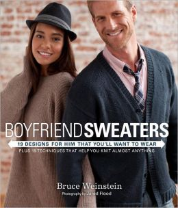 Boyfriend Sweaters: 19 Designs for Him That You'll Want to Wear