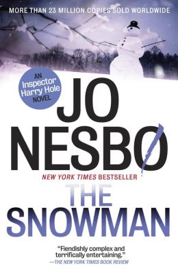 The Snowman (Harry Hole Series #7)