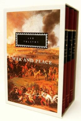 War and Peace (Everyman's Library Series)
