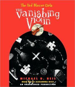 The Vanishing Violin (The Red Blazer Girls Series #2)