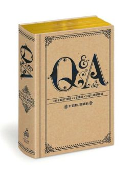Q&A A Day 5 Year Journal (4.25X6.25)