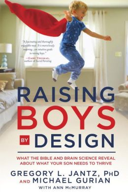 Raising Boys By Design is a practical blueprint to help you build a HERO -- one who values Honor, Enterprise, Responsibility, and Originality.