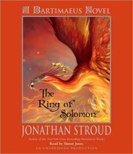The Ring of Solomon (Bartimaeus Series #4)