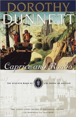 Caprice and Rondo: The Seventh Book of the House of Niccolo