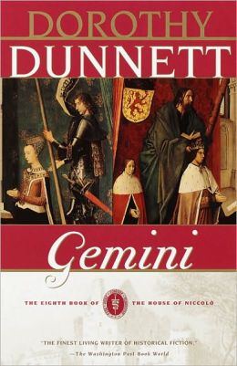 Gemini (House of Niccolò Series #8)