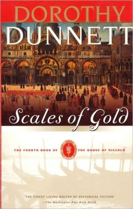 Scales of Gold (House of Niccolò Series #4)