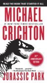 Book Cover Image. Title: Jurassic Park:  A Novel, Author: Michael Crichton