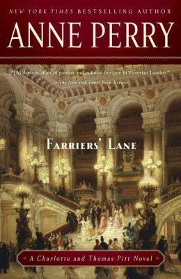 Farrier's Lane (Thomas and Charlotte Pitt Series #13)