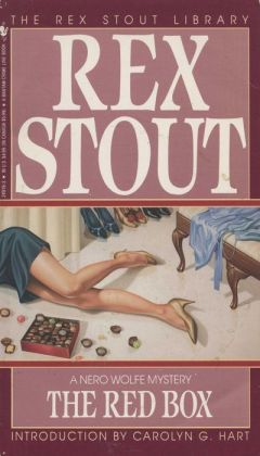 The Red Box (Nero Wolfe Series)