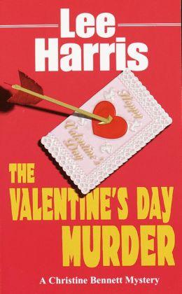 The Valentine's Day Murder (A Christine Bennett Mystery)