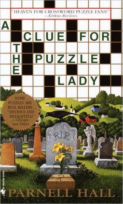 A Clue for the Puzzle Lady (Puzzle Lady Series #1)