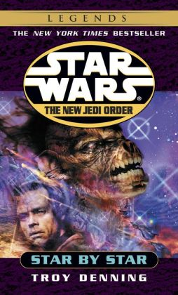 Star Wars The New Jedi Order #9: Star by Star