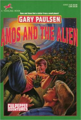 Amos and the Alien (Culpepper Adventures Series #19)