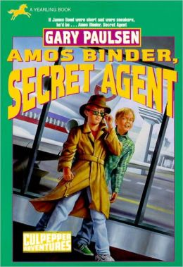 Amos Binder, Secret Agent (Culpepper Adventures Series #28)