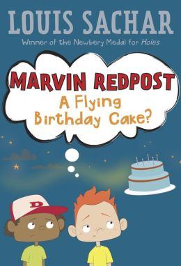 A Flying Birthday Cake? (Marvin Redpost Series #6)