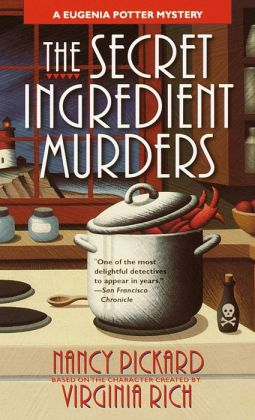 The Secret Ingredient Murders (Eugenia Potter Series #3)